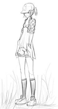 Light Sketch