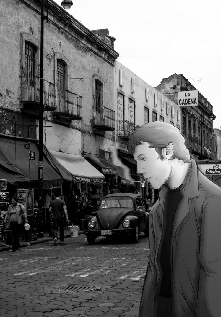 Cadena. by Dantee610