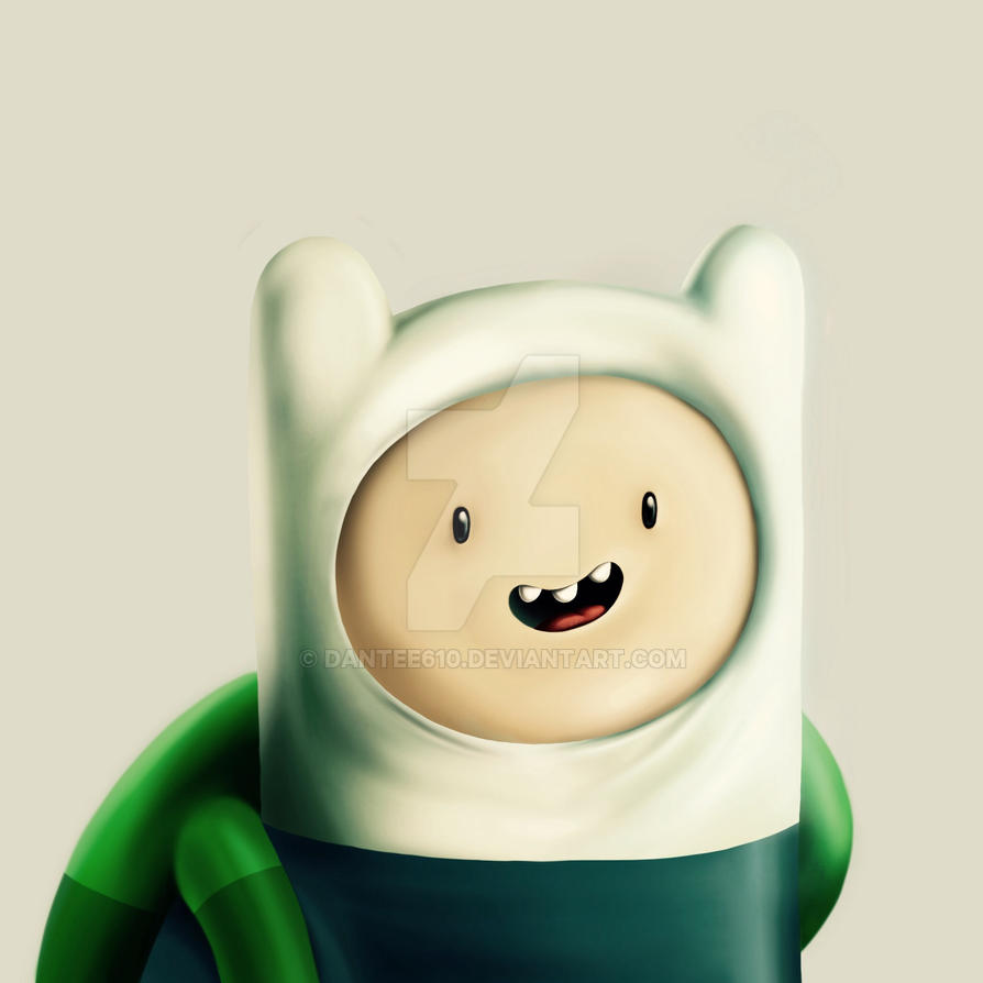 Finn the human by Dantee610