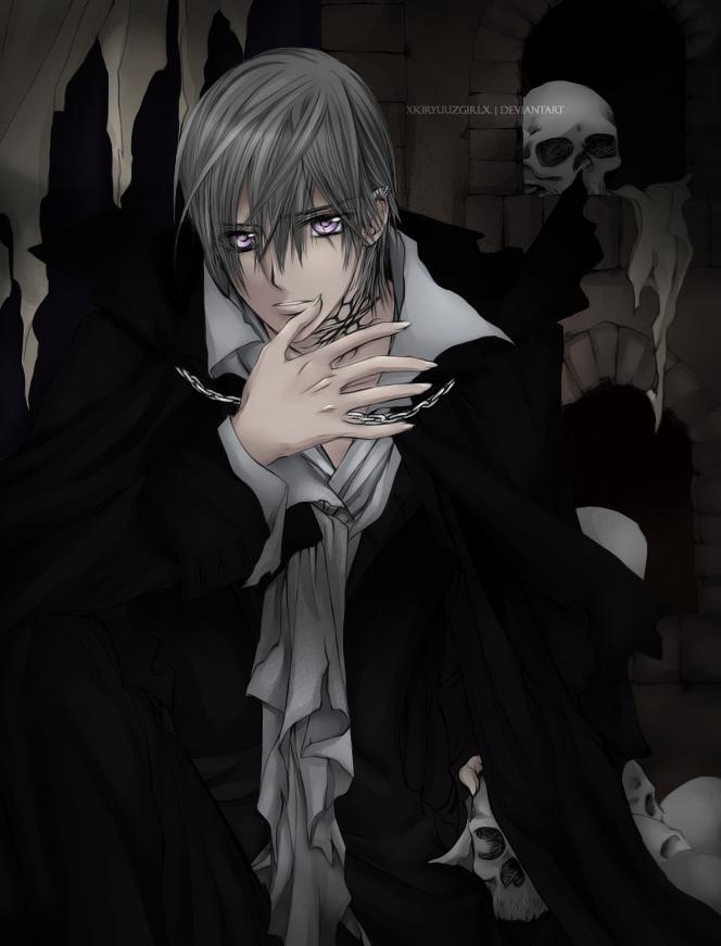 Dracula by xkiryuuzgirlx