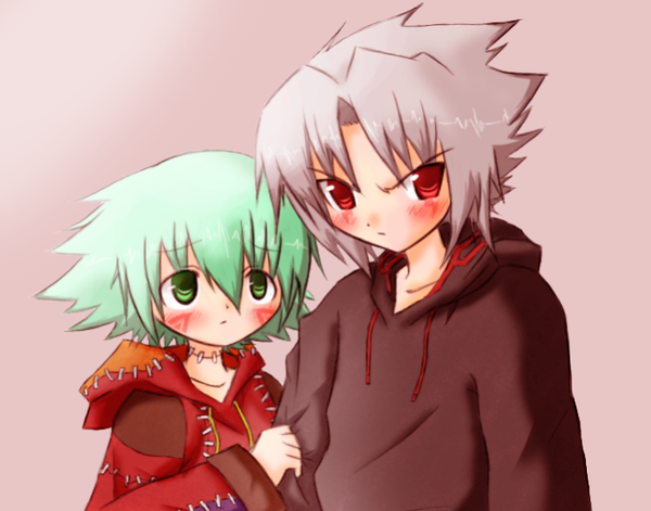 Haseo x Kite by etiehack