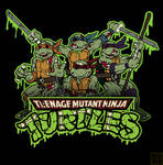 Zombie Ninja Turtles