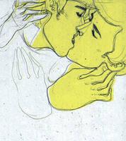 kiss by 6l33