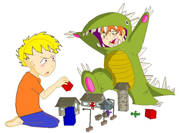 Godzilla Cosplay Flare: godzilla cosplay!! Pacific Rim