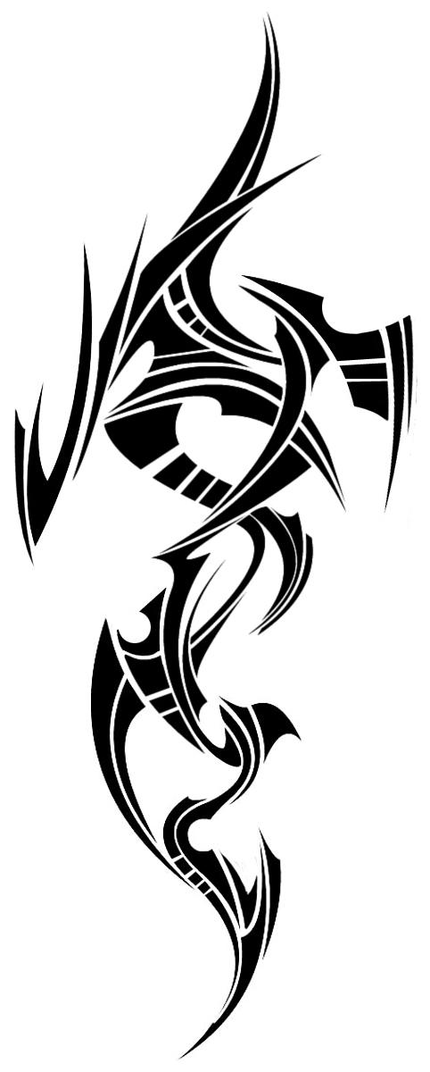 tribal tattoo 03 by jops556 on deviantart