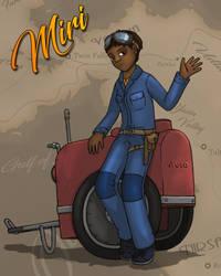 The Golden Bug Crew - Miri by Jops556