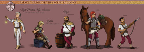 Order of the Sacred Radiance by Jops556