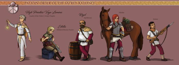 Order of the Sacred Radiance