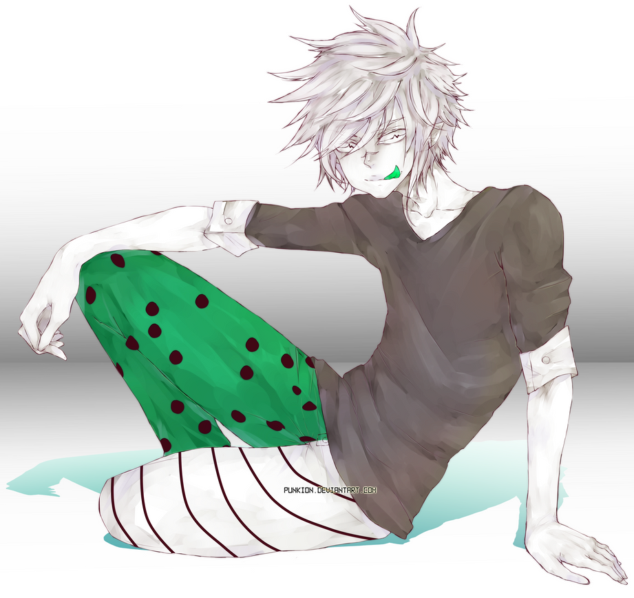 Commission: Tinyshiro 3 by punkion