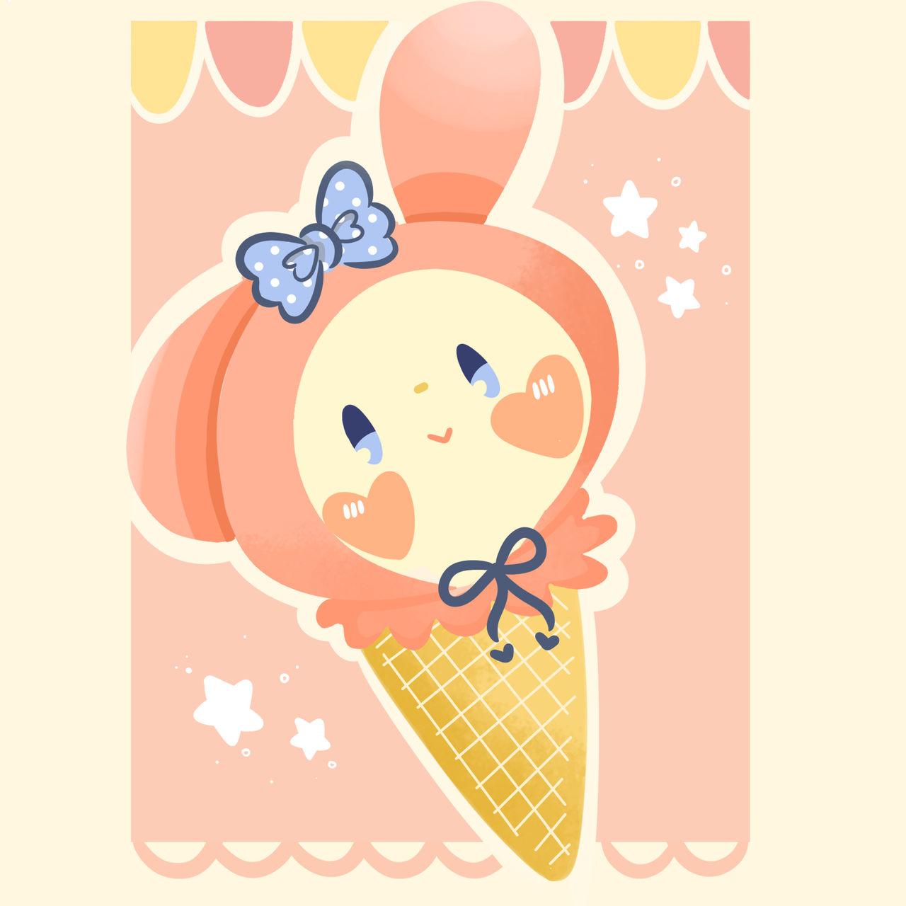 Ice cream My Melody