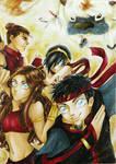 ATLA_Team Avatar by phoenix4ever