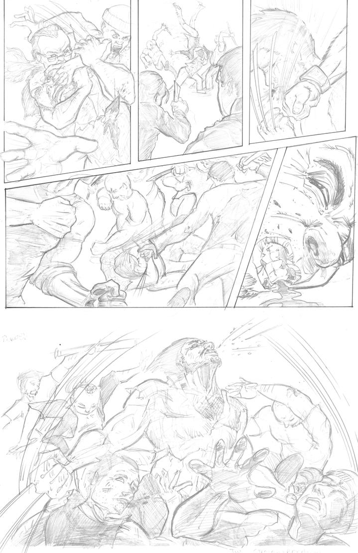 Wolverine Pg3 by quinncicle