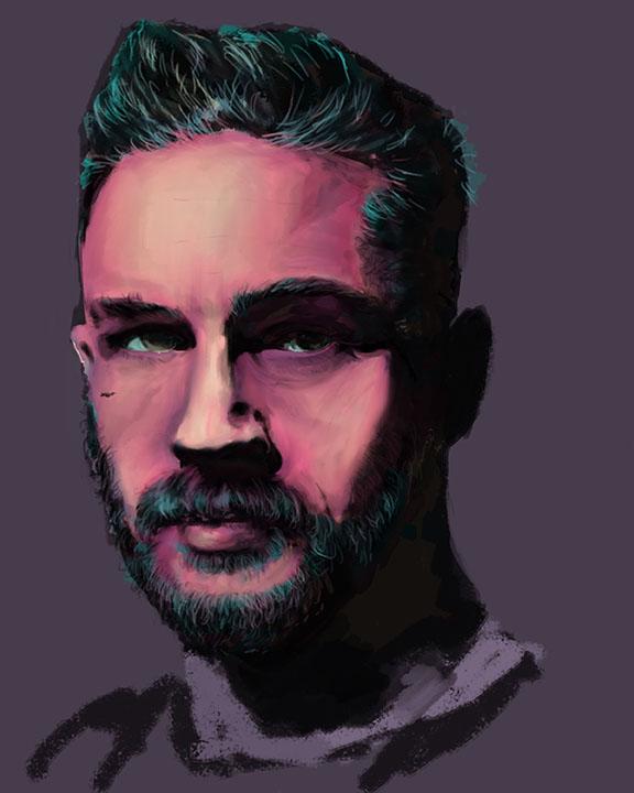 Portrait Color by quinncicle