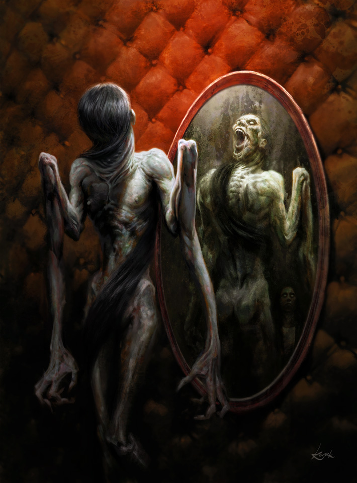 Mirror, mirror - Koveck (2013) by Koveck