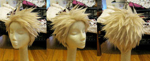 APH: Denmark wig by Pisaracosplay