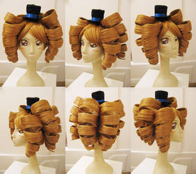 Gaap Wig Commission by Pisaracosplay