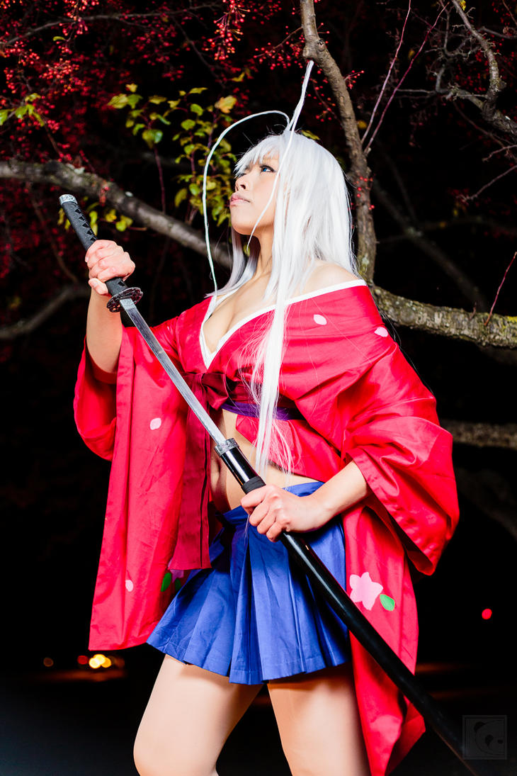 Tenjho Tenge: Night of Fate by red-cluster