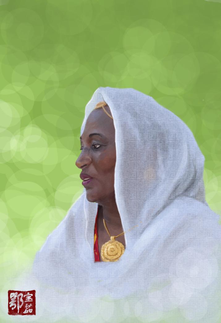 Enat - Mother by efu