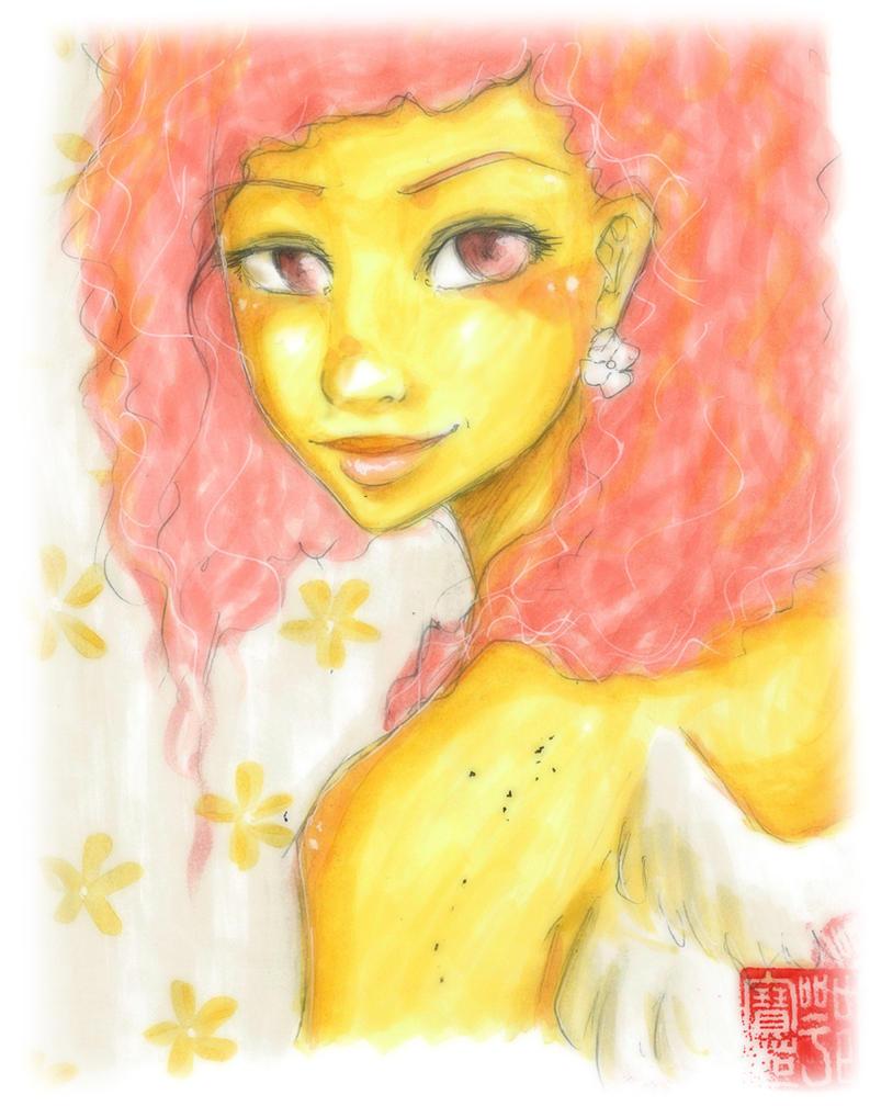 Pink Life by efu