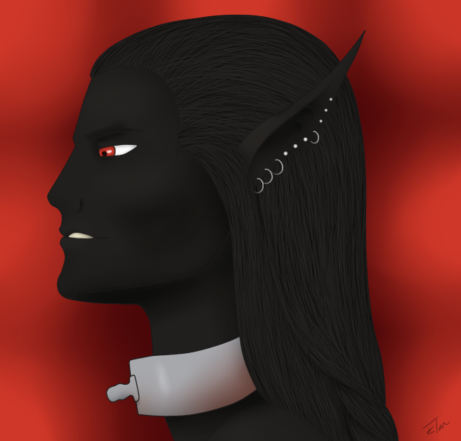 Daechir - The Shadow Lord by lastsorceress