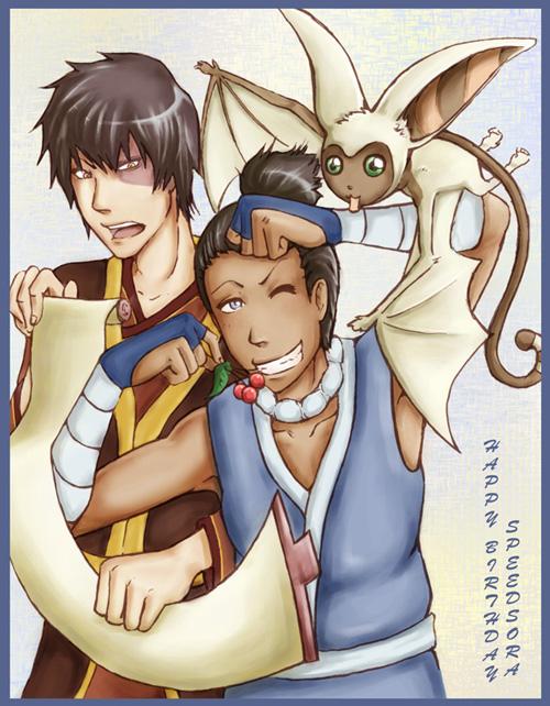 Zuko And Sokka Comics
