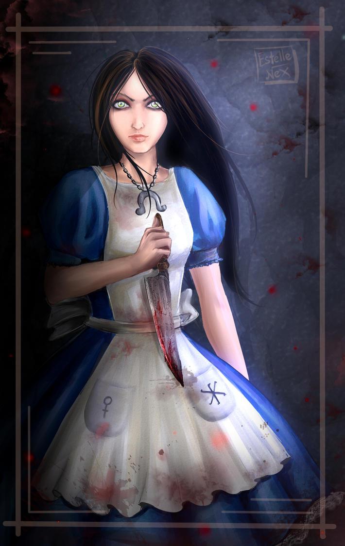 Alice: madness returns by Estelle-nex