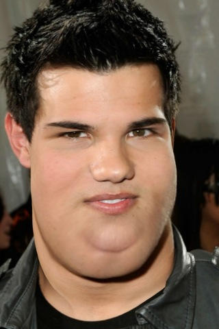 Fat Celebrities Taylor Lautner By Pikachuproject98 On Deviantart Born february 11, 1992) is an american actor, voice actor, and model. fat celebrities taylor lautner by