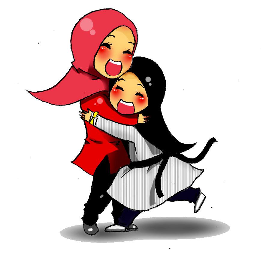 chibi mother and daughter by yana8nurel6bdkbaik