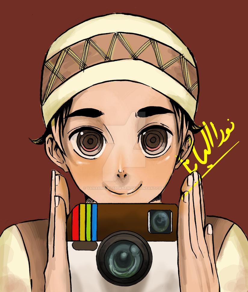 Anime Islamic Boy Keren Anime Wallpapers