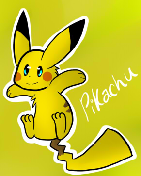 Pikachu by Star-Swirls