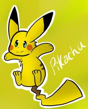 Pikachu by Star-Swirls