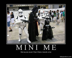 Mini Me Demote by Rudedude55