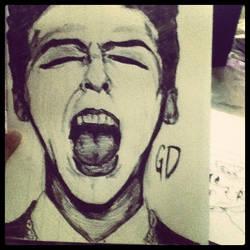 GD Scream by kikit13