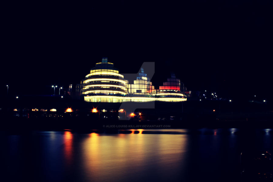 newcastle at night CP 2