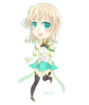 Commission: Chibi adopt