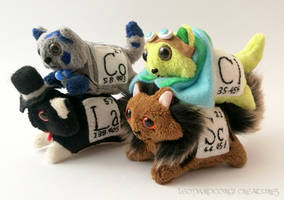 Elemental Cats: Batch 9
