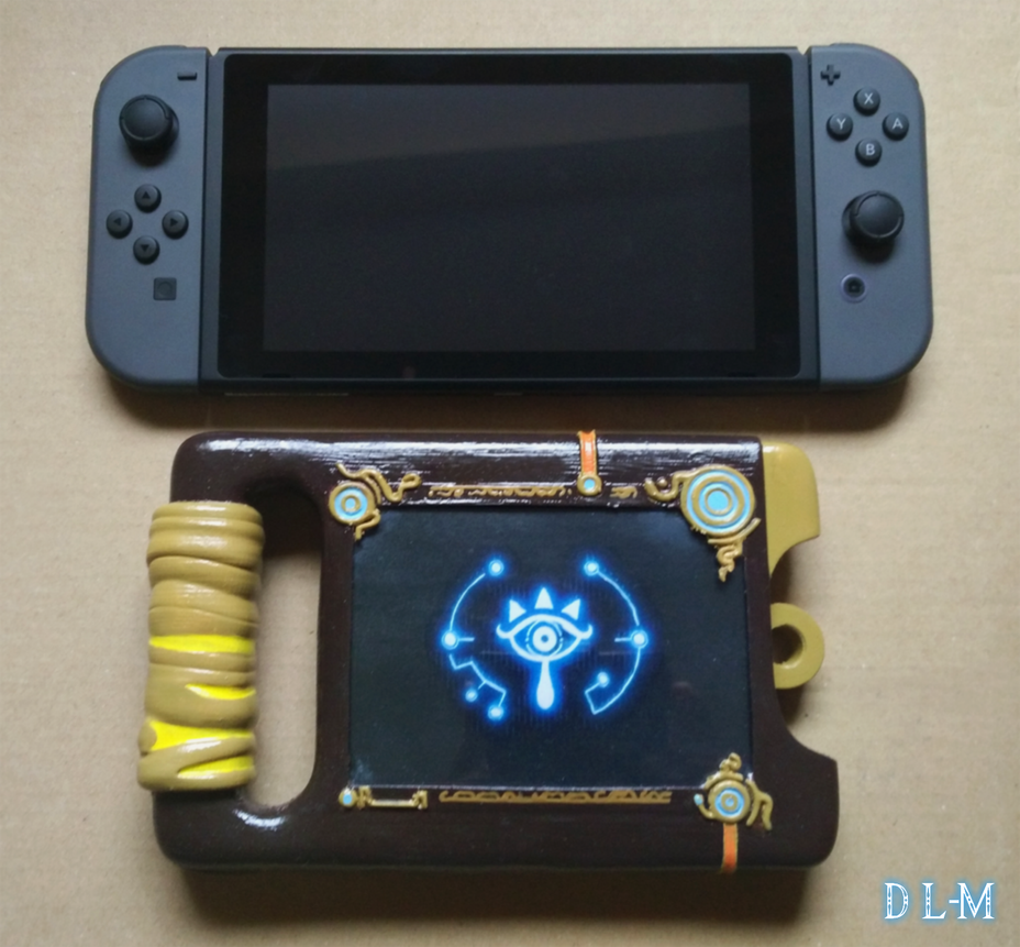 Sheikah Switch size comparison by emanon01