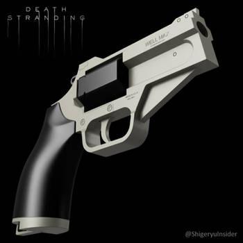 Death Stranding Gun