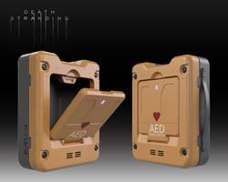 Heartman (AED) Death stranding