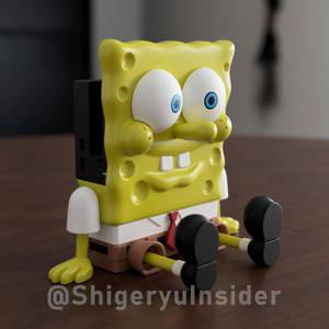 Sponge Bob Dock