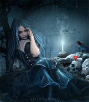embrace the darkness by AF-studios