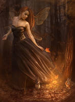 Autumn magic by AF-studios