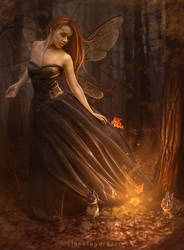 Autumn magic by AF-studios