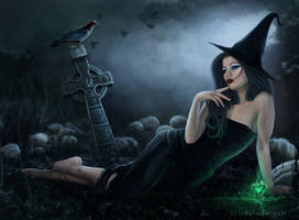 posioned love by AF-studios
