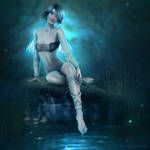 Faerie of the Crystal Night
