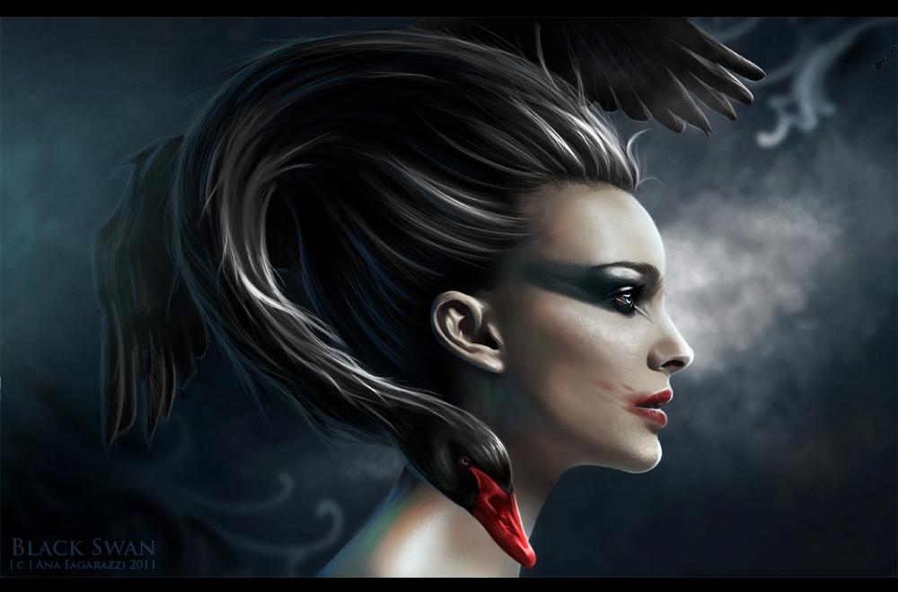 Black Swan by AF-studios