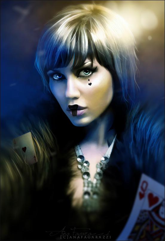 Queen of Hearts by AF-studios