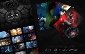 Art Pack Giveaway