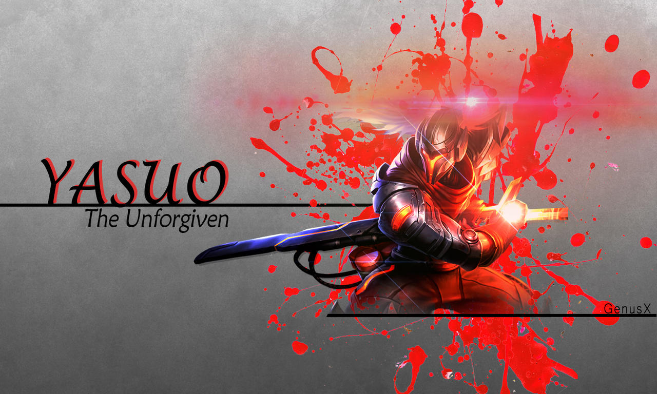 PROJECT YASUO by GenusX on DeviantArt