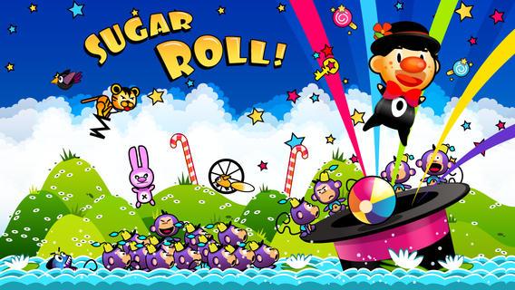 Sugar Roll for iOS by gksa12